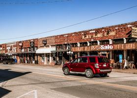 Downtown Wylie