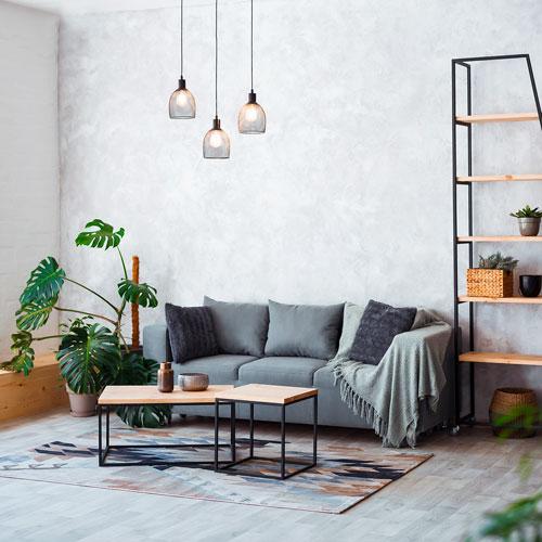 Beautiful living room  in Tampa, FL.