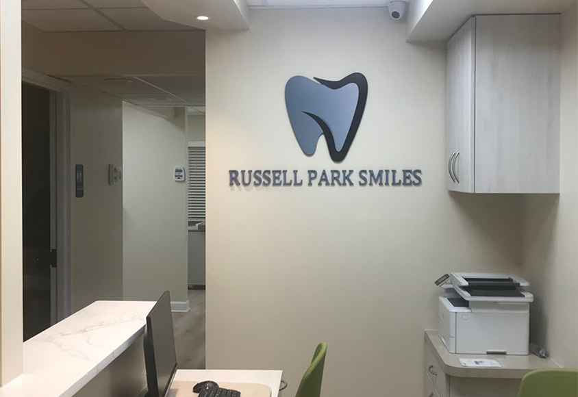 Russel Park Smiles Office