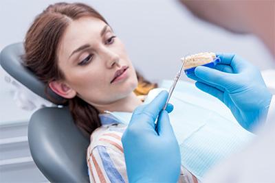 Dental Bonding and Restoration
