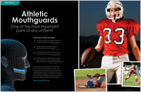 Athletic Mouth Guards - Dear Doctor Magazine