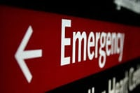 Emergency Room Entry
