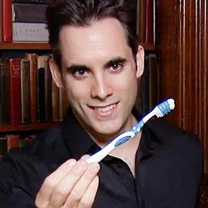 Magician Michel Grandinetti