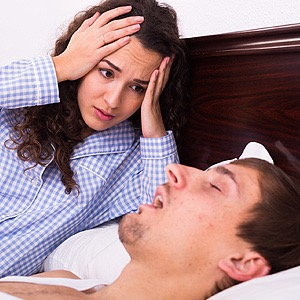 Spouse Snoring
