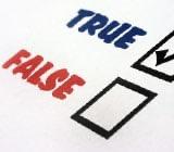 True of False - test for Gum Disease