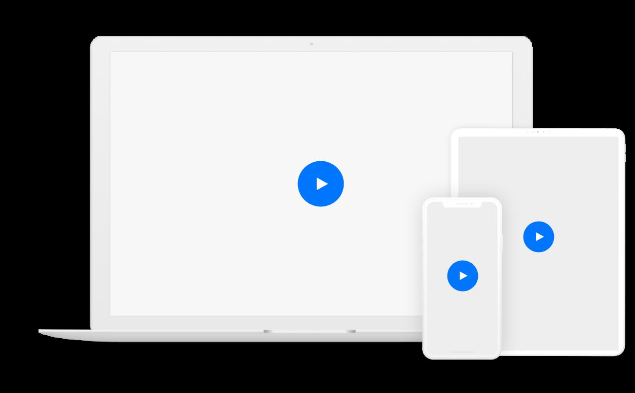Multi-platform Icon