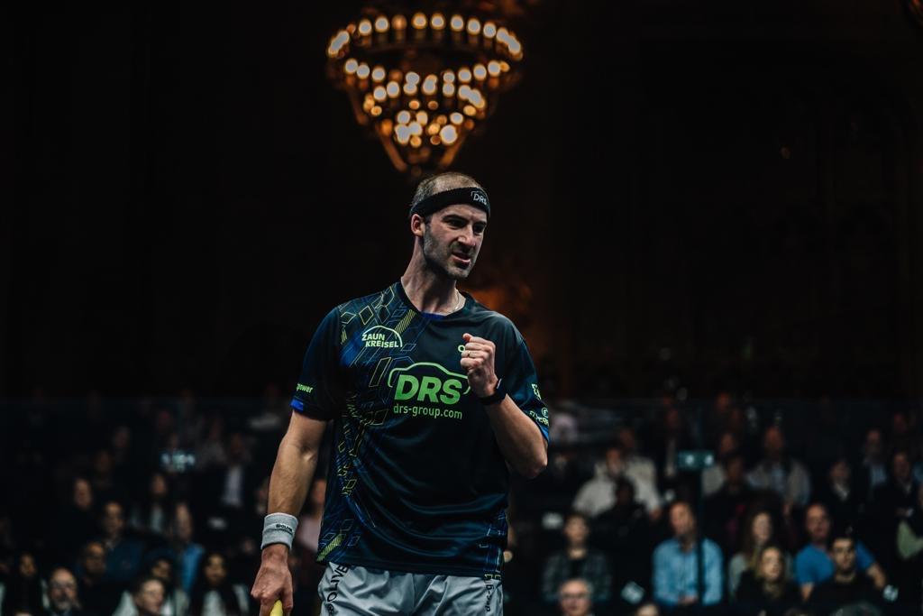 Simon Rösner - Squash