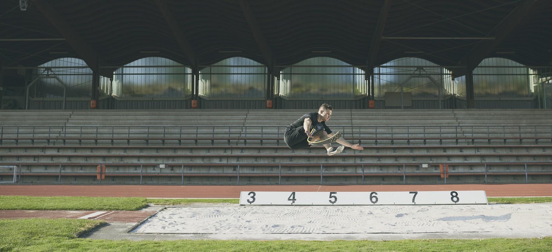 Markus Rehm - Leichtahtlet und Wakeboarder