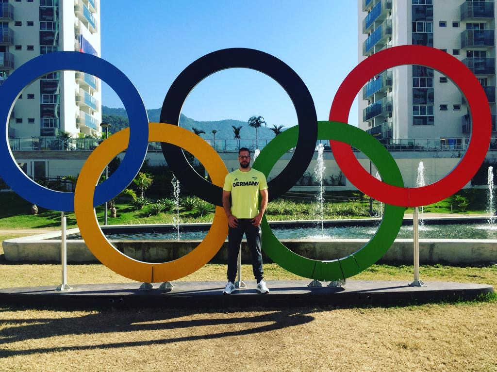 Tobias Dahm - Olympia 2016 in Rio