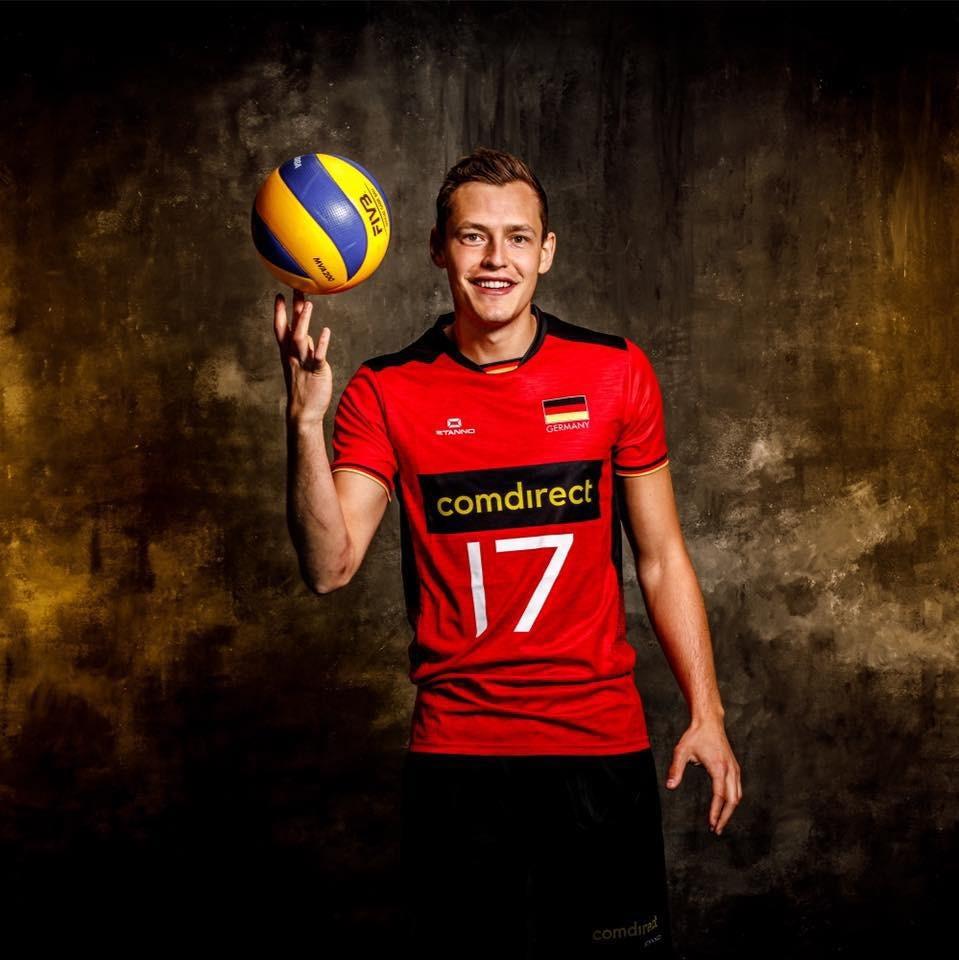 Jan Zimmermann - National Team Volleyball