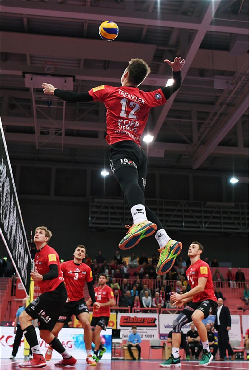 Phlipp Trenkler - Volleyball