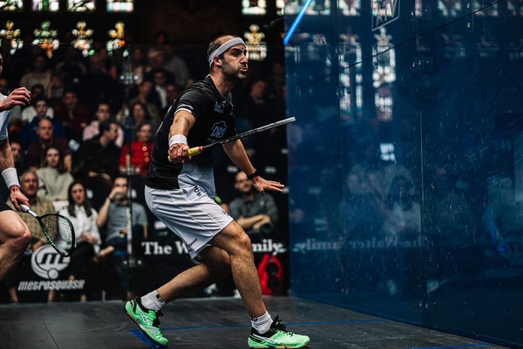 Simon Rösner - Squash - Quelle PSA World Tour