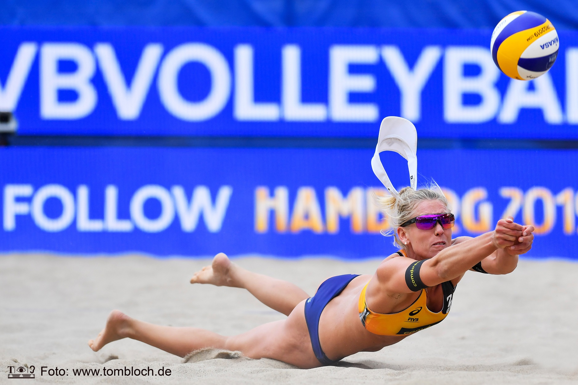 Karla Borger - Beach Volleyball