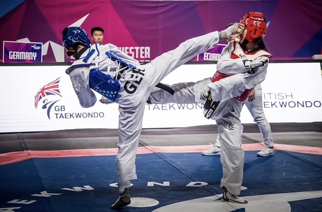 Quelle: Weltverband World Taekwondo