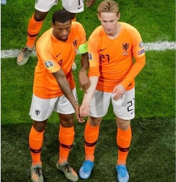 Niederländische Nationalspieler -