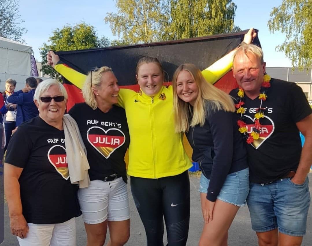 Julia Ritter 2019 - U23 Em