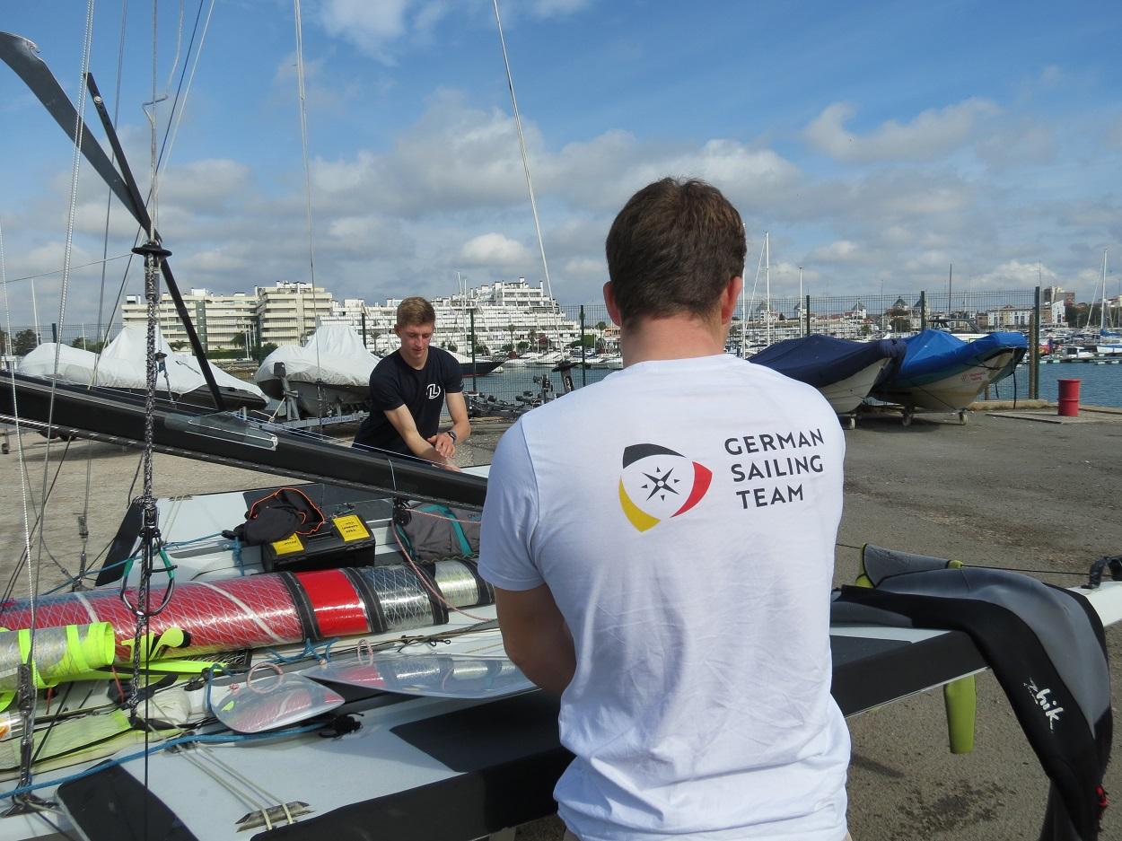 Lukas und Luca - German Sailing Team