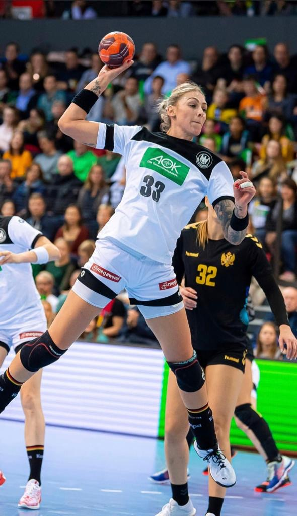 Luisa Schulze - Handball National Team