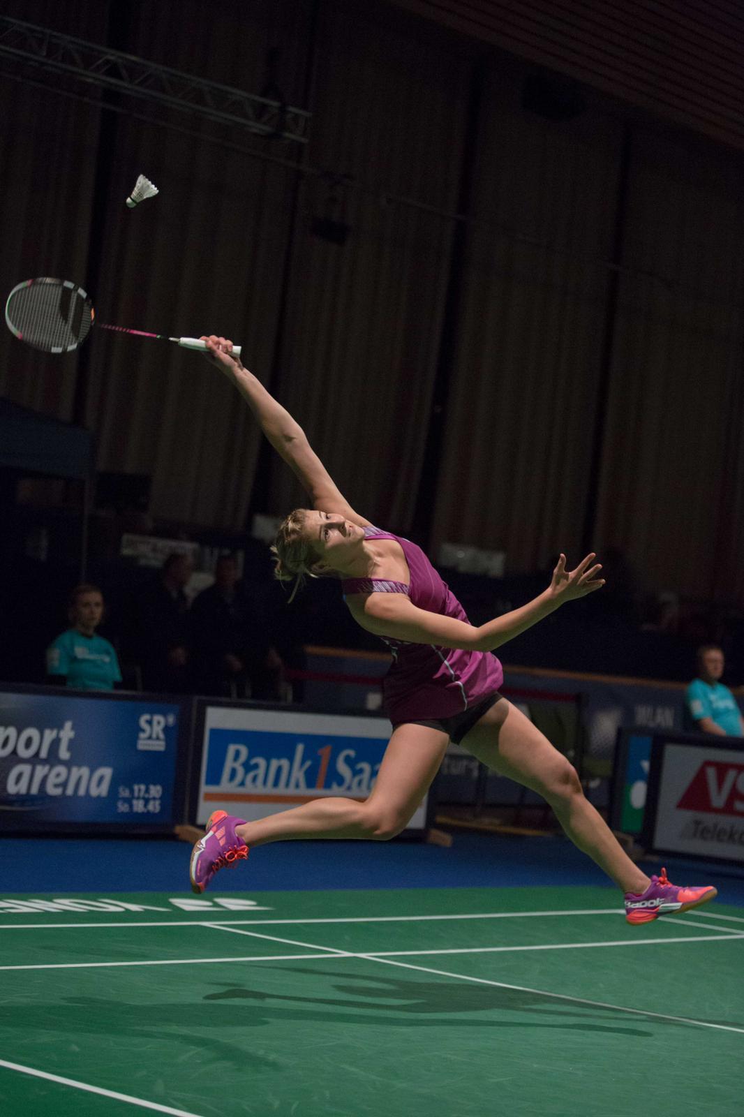 Fabienne Deprez - Badminton