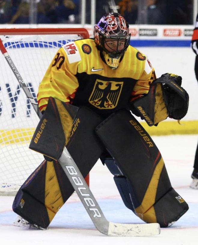 Jenny Harss - Eishockey National Team