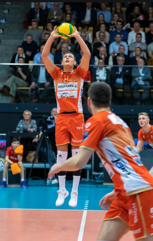 Jan Zimmermann - National Team Volleyall