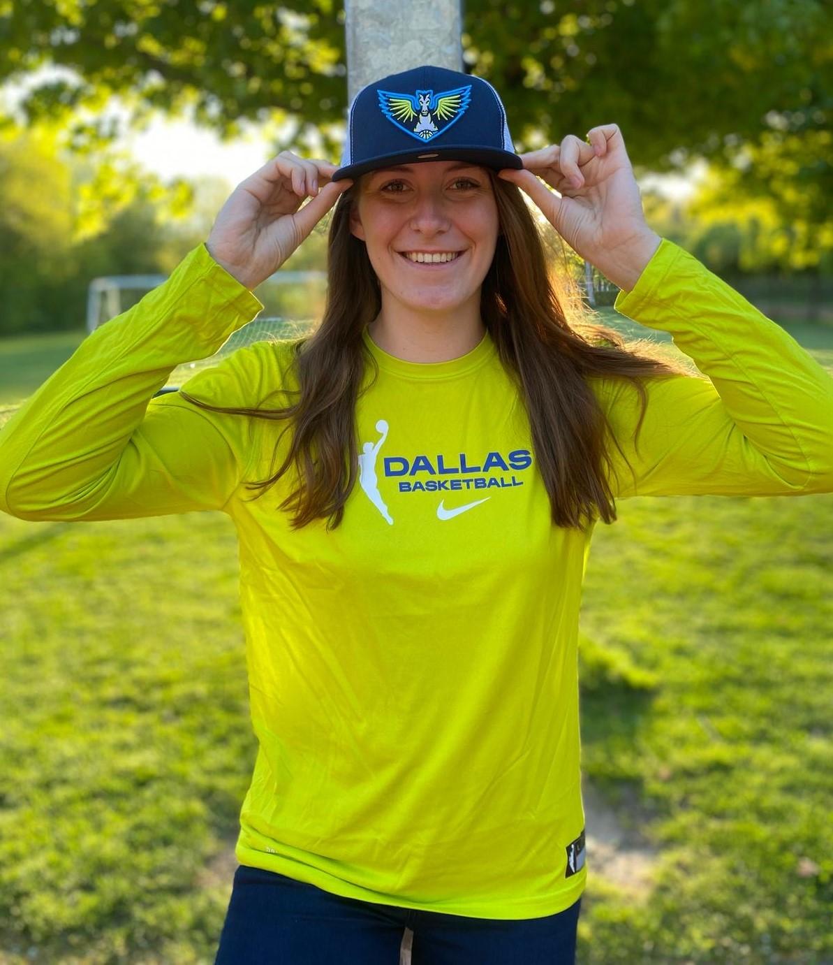Luisa Geiselsöder - Dallas Wings Basketball