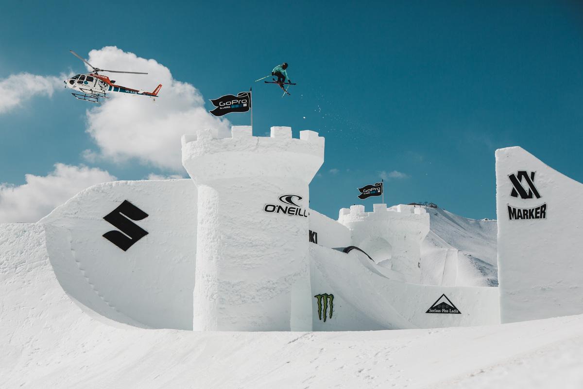 Sabrina Cakmakli - Ski Halfpipe