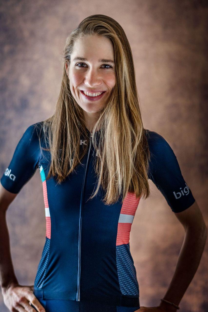 Clara Koppenburg - beste Radfahrerin
