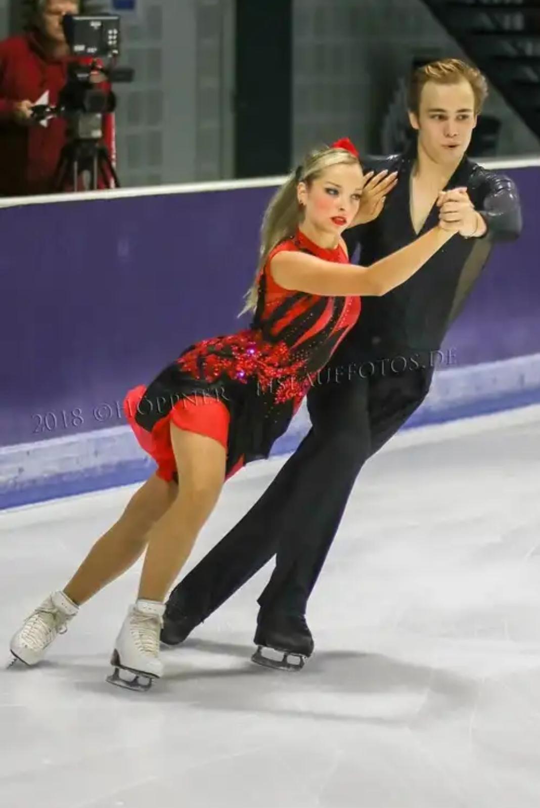 Sergey Gross - Eiskunstlauf