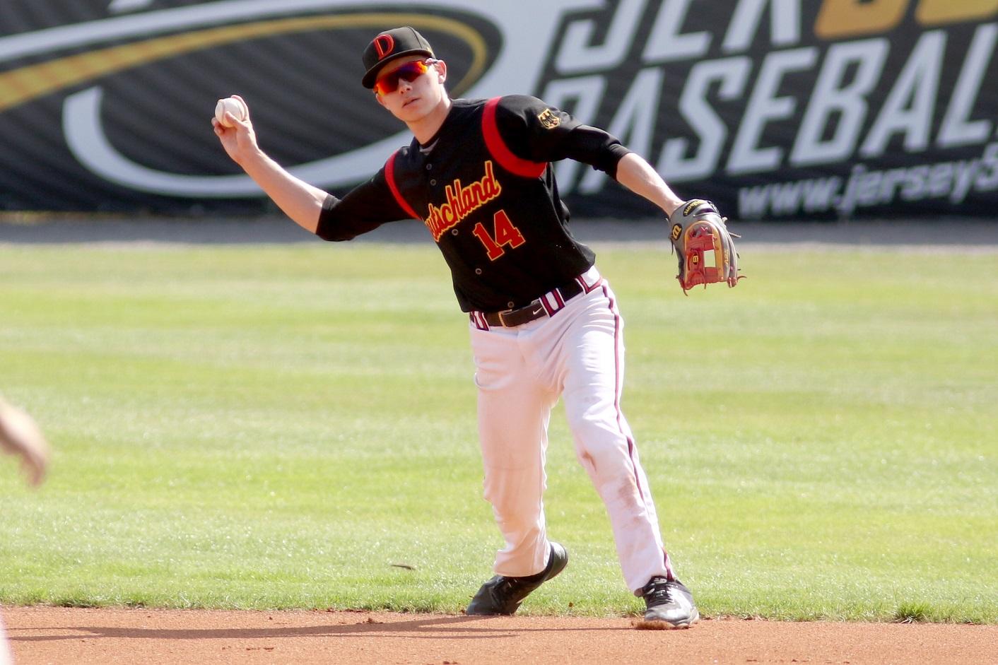Daniel Zeller Baseball