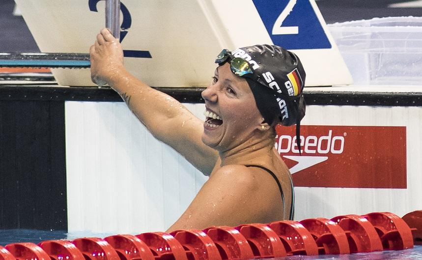 Verena Schott - WM 2019 /Foto: Henschel Media