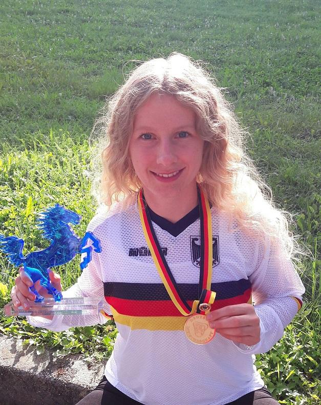 2019 holte sich Regula zum 15. mal den Deutsche Meistertitel