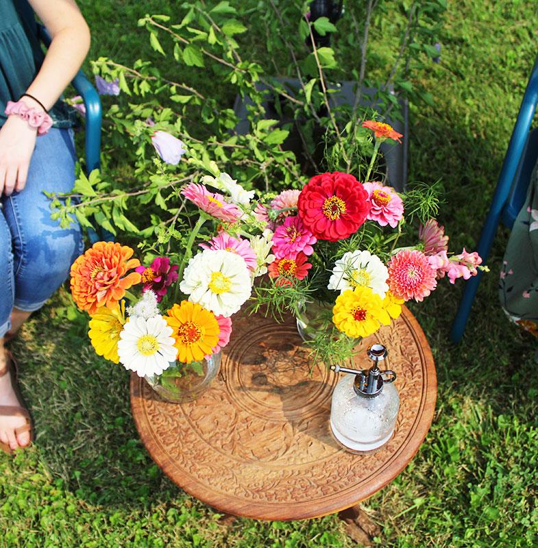 LH Flower Farm Fritchton Indiana