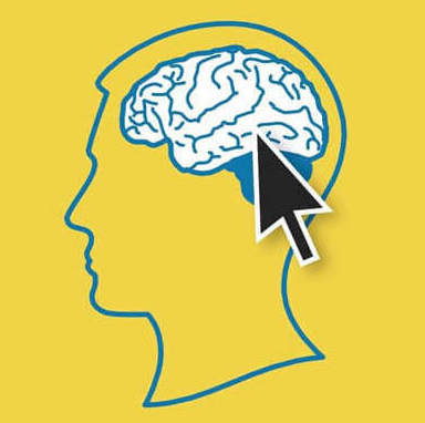 a thumbnail of the icon of a man with a brain on the cover of the book hooked: how to build habit forming products