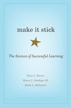 Make it Stick - Book Cover