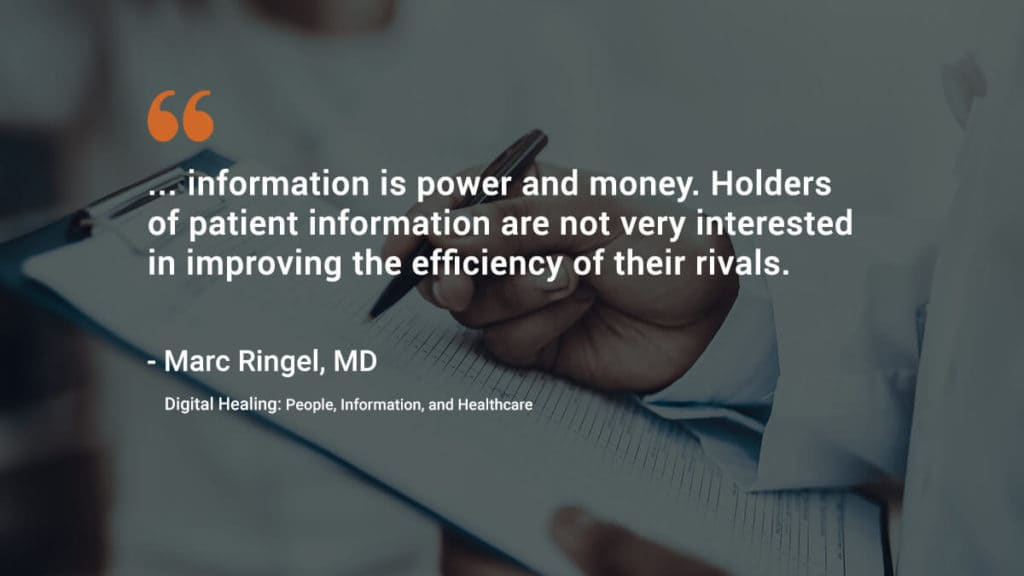 medical data holders quote