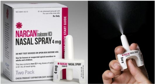 Narcan Administration Training for The Crossroads Center and the Community