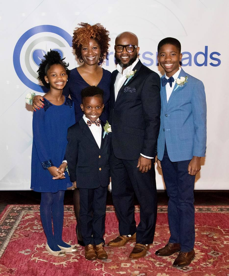 Welcome Celebration for Jamahal C. Boyd, Sr. and Family
