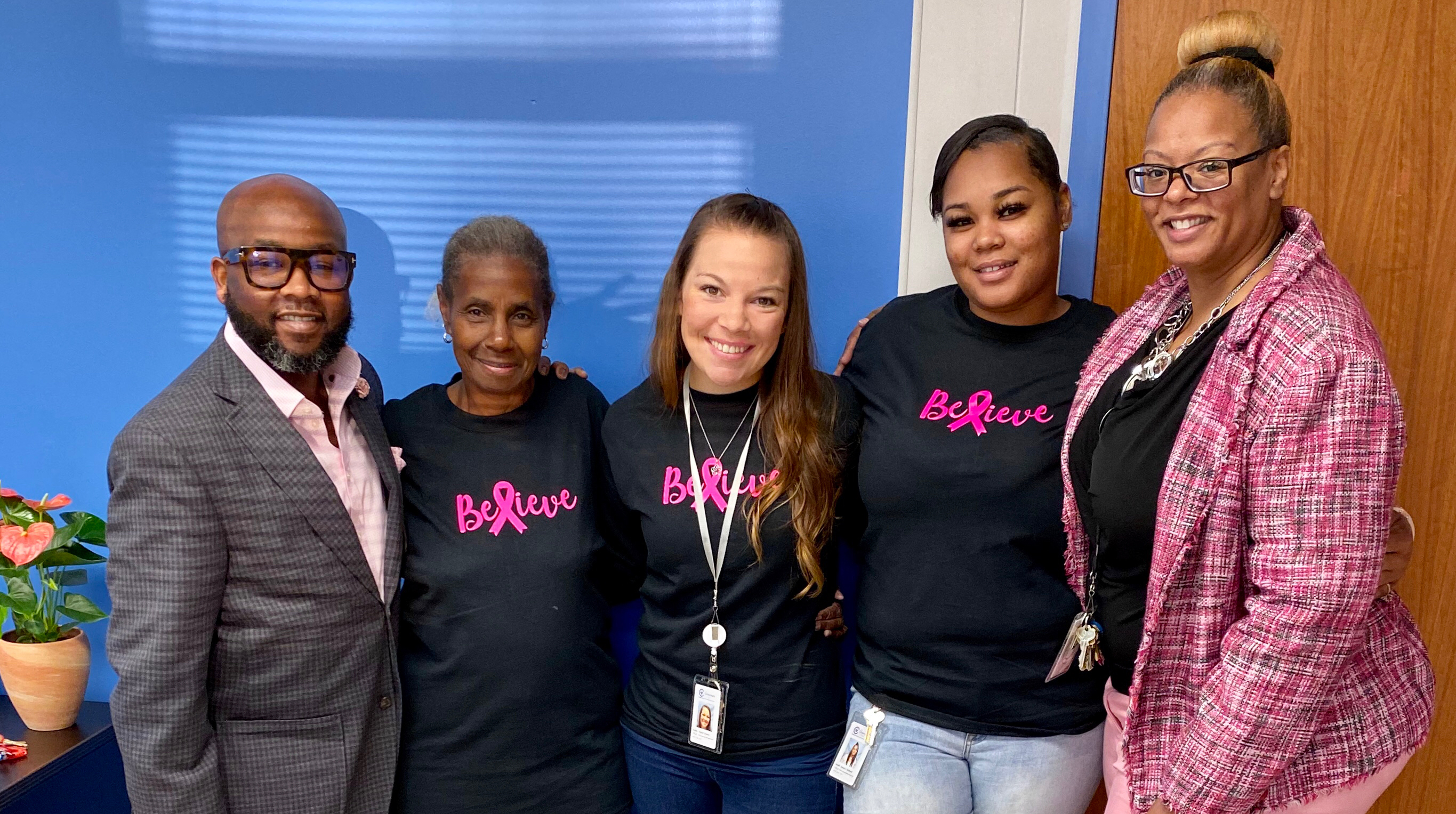 October 2019 is National Breast Cancer Awareness Month