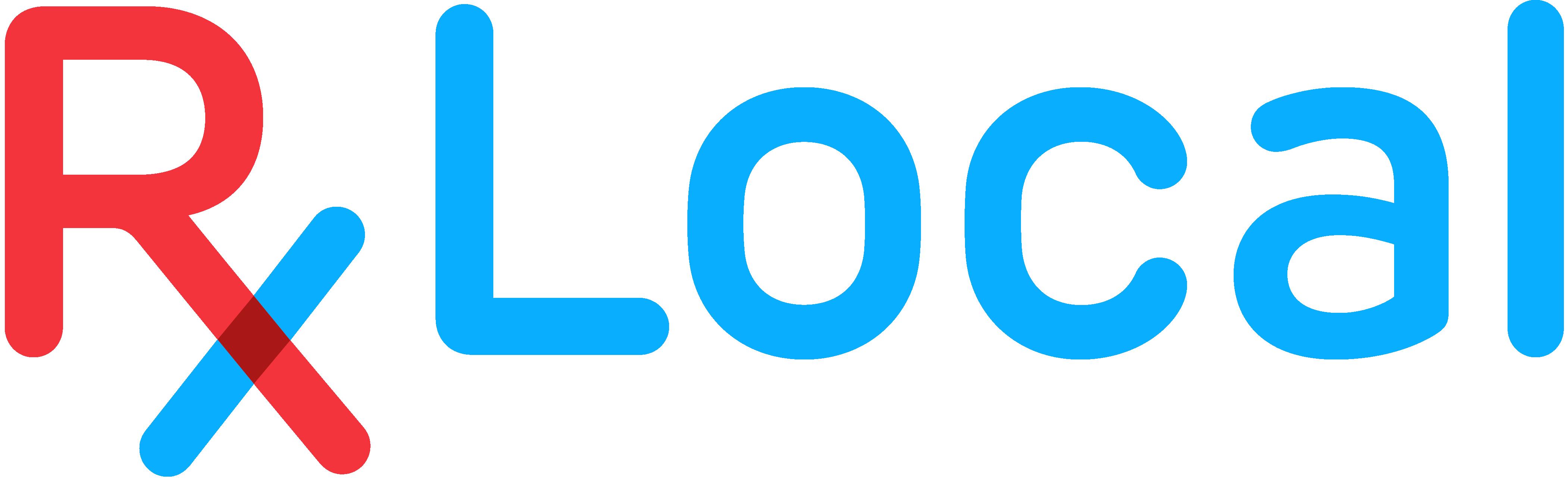 RxLocal Nav bar logo