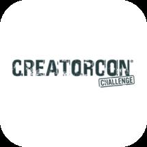 ServiceNow Creatorcon Challenge badge.