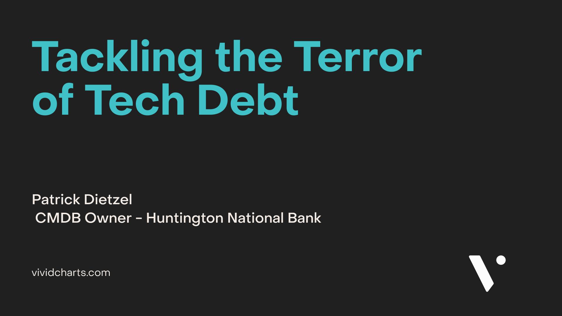 Technical Debt Visualization
