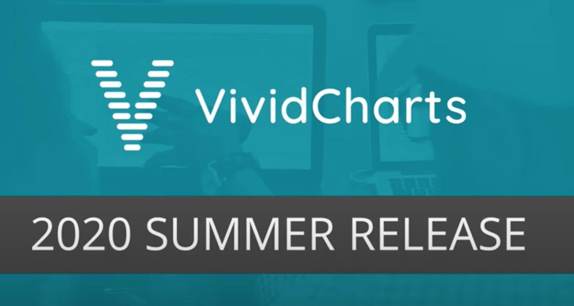 VividCharts 2020 Summer Release Is Here!