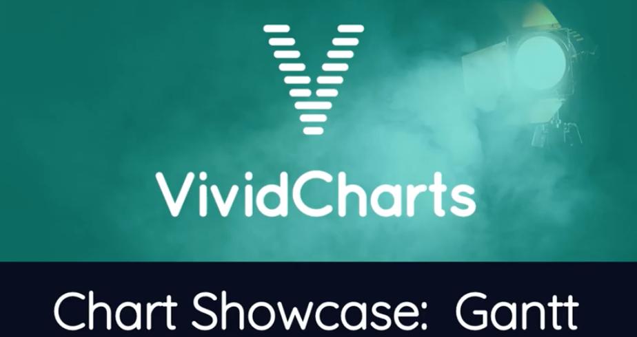 Chart Showcase - Gantt
