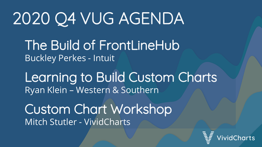 VividCharts Virtual User Group Q4 2020