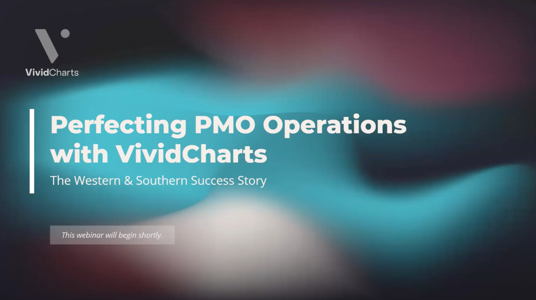 Perfecting PMO Ops with VividCharts