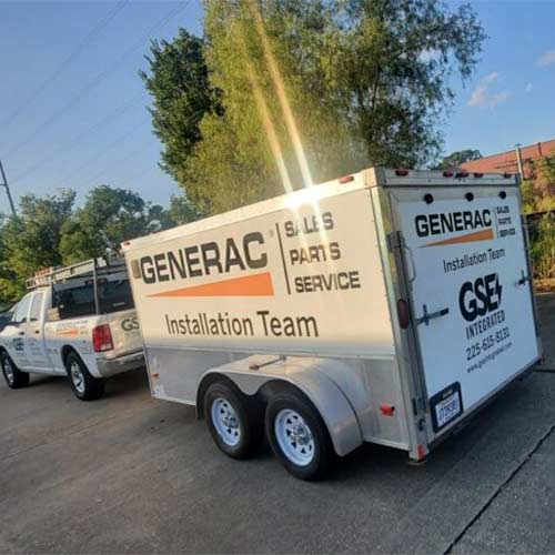 GSE Integrated is your Generac Installation team