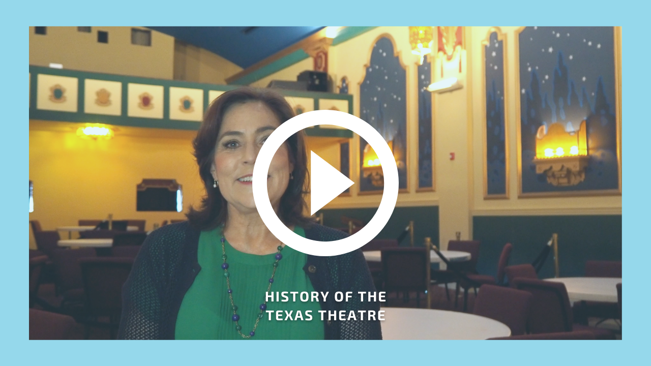 Video preview image for The Texas Theater property video.