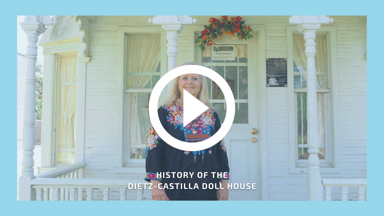 Video preview image for Dietz Doll House property video.