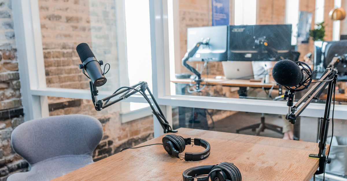 Why create a business podcast?